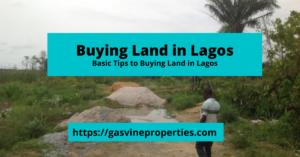 Buying Land in Lagos