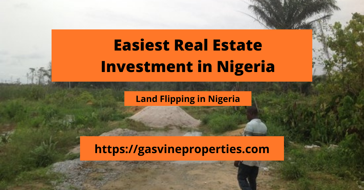 Easiest Real Estate Investment in Nigeria